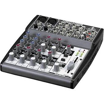 Mixing console Behringer XENYX 1002 No. of channels:10