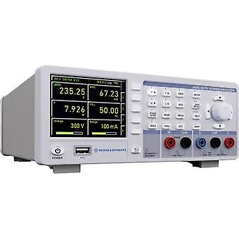 Rohde & Schwarz 3593.8646.02power analyser, mains analyser3593.8646.02