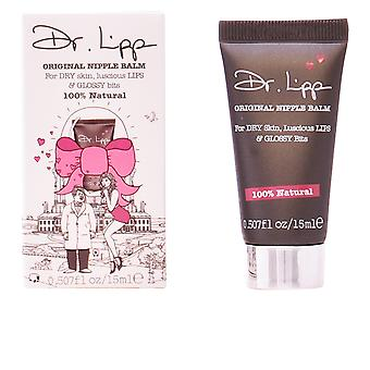 Dr. Lipp Original Nipple Balm For Lips 100% Natural 15ml Womens New
