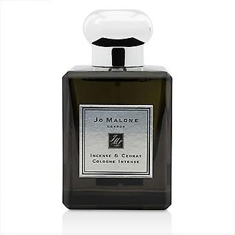 Jo Malone Incense & Cedrat Cologne Intense Spray (Originally Without Box) 50ml/1.7oz