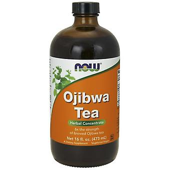 Now Foods Ojibwa Tea Concentrate 473 ml (Herbalist's , Supplements)
