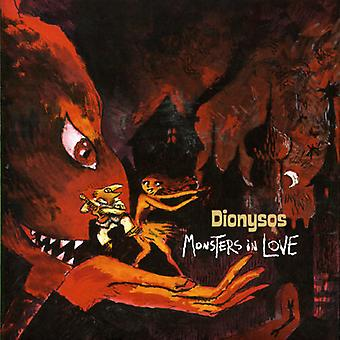 Dionysos - Monsters in Love [CD] USA import