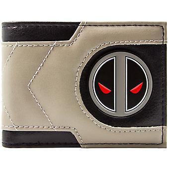 Deadpool X-Force Menacing Stare ID & Card Bi-Fold Wallet