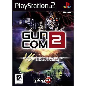 Guncom 2 (PS2)