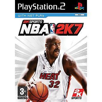 NBA 2K 7 (PS2)
