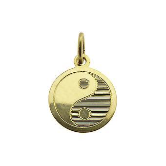 Oro colgante Yin Yang