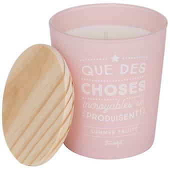 Mr. Wonderful Candle Incredible Things Happen (Perfumes , Home Fragrances)