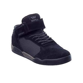 Supra Black-Grey Speckle Ellington Strap Shoe