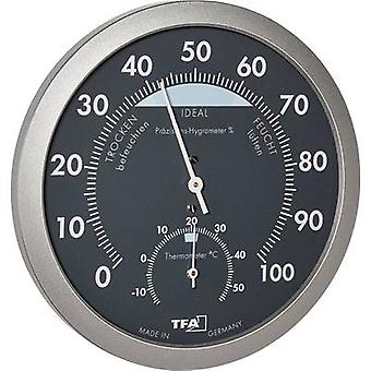 TFA 45.2043.51 Thermo-hygrometer Anthracite, Silver