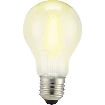Sygonix LED E27 Arbitrary 7 W = 60 W Warm white (Ø x L) 60 mm x 105 mm EEC: A++ Filament 1 pc(s)