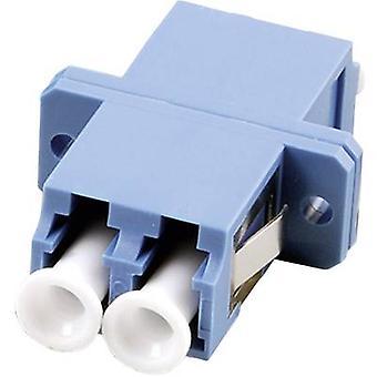 FO connector EFB Elektronik 53350.31 Blue