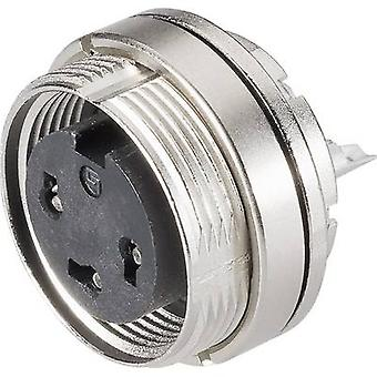 Binder 09-0174-80-08 Series 723 Miniature Circular Connector Nominal current (details): 5 A Number of pins: 8 DIN