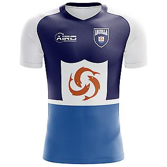 2018-2019 Anguilla Home Concept Football Shirt