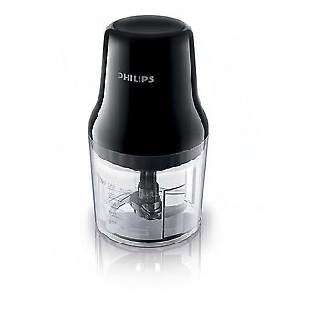 Philips HR1393/91 Black Daily Collection 450 0.7L PressDown Chopper