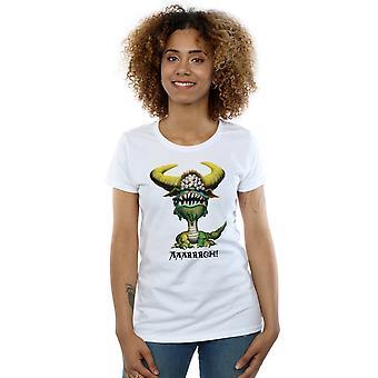 Monty Python Frauen Beast von AAARGH T-Shirt