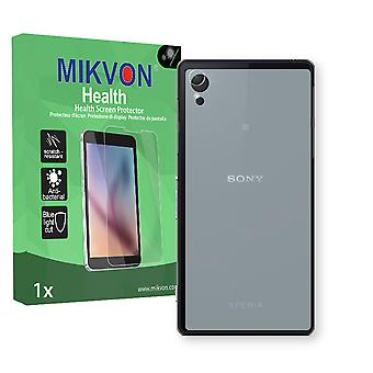 Sony Xperia L50u reverse Screen Protector - Mikvon Health (Retail Package with accessories)