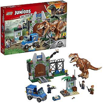 Lego 10758 Juniors Jurassic T-rex