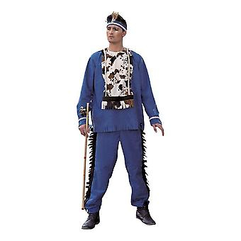 Indian costume mens Wild West Indian costume Mr costume