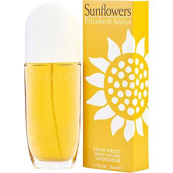 Elizabeth Arden Sunflowers Edt 50 ml
