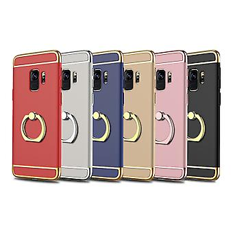 Sleek Ring Holder Case for Samsung Galaxy S9!