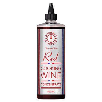 Gourmet-Classic Rot Wein Konzentrat Kochen