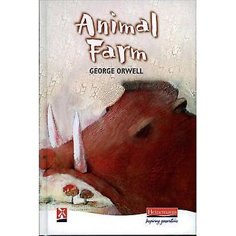 Ferme des animaux de George Orwell - livre 9780435121655