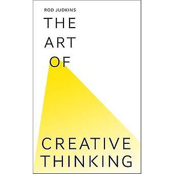 Sztuka myślenia przez Rod Judkins-9781444794489 książki, znany jako pień