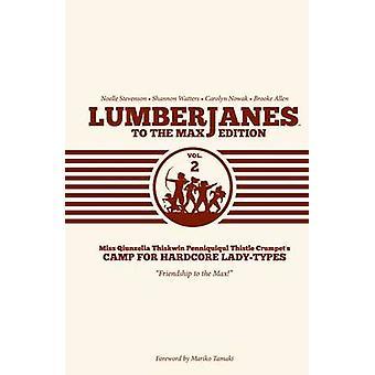 Lumberjanes - Vol. 2 door Brooke Allen - Carolyn Nowak - Shannon Watters