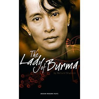 The Lady of Burma by Richard Shannon - 9781840027860 Book
