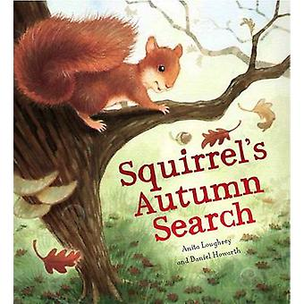 Ekorres hösten Sök av Anita Loughrey - Daniel Howarth - 9781848