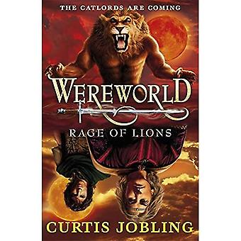Wereworld: Rage of Lions