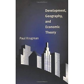 Development, Geography and Economic Theory (Ohlin Lectures)