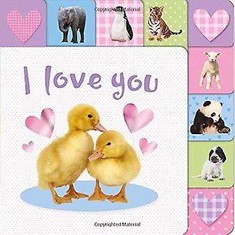 I Love You (Lift-The-Tab)