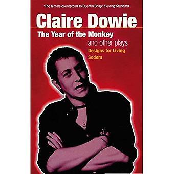 Het jaar van de aap en andere speelt: het jaar van de aap, ontwerpt voor levende, Sodom (Modern Plays)