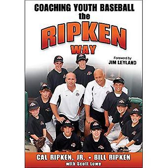 Jeugd honkbal de Ripken manier coaching