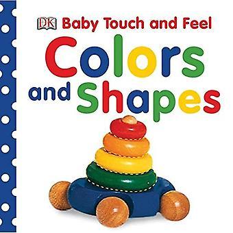 Färger och former: Baby Touch och känsla