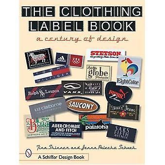 Odzież etykieta książki: Wieku designu