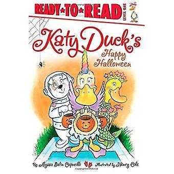 Happy Halloween de Katy canard (Ready-To-Read Katy Duck - niveau 1 (qualité))