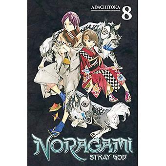 Noragami volym 8 (Noragami: bortsprungna Gud)