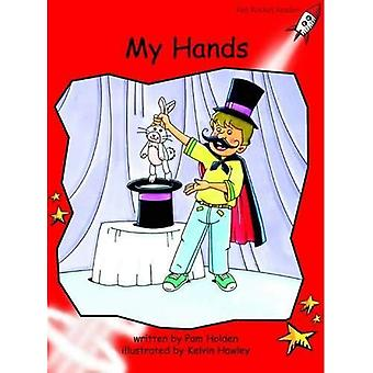 My Hands: Level 1: Early (Red Rocket Readers: Fiction Set A)
