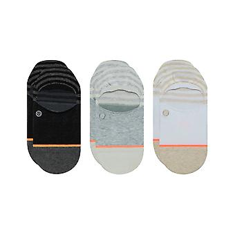 Stance Sensible 3 Pack No Show Socks