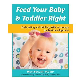 Feed Your Baby and Toddler Right - Early Eating and Drinking Skills En