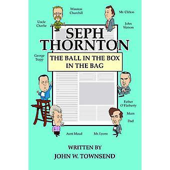 Seph Thornton den Ball im Feld in der Tasche von Townsend & John W.