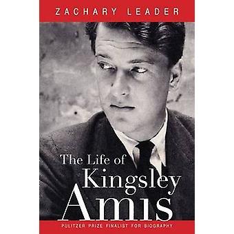 Livet til Kingsley Amis av Zachary leder - 9780810127593 bok