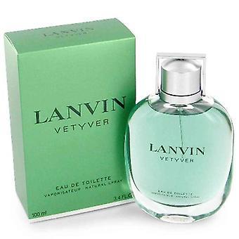 Lanvin Vetyver Eau de Toilette 100ml EDT Spray