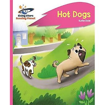 Reading Planet - Hot Dogs - Pink B - Rocket Phonics by Reading Planet