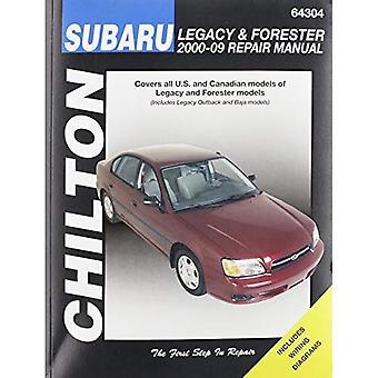 Subaru Legacy Automotive Repair Manual (Chilton) (Haynes Automotive Repair Manuals)
