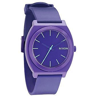 Nixon Time Teller P Purple Uhr (A119230)