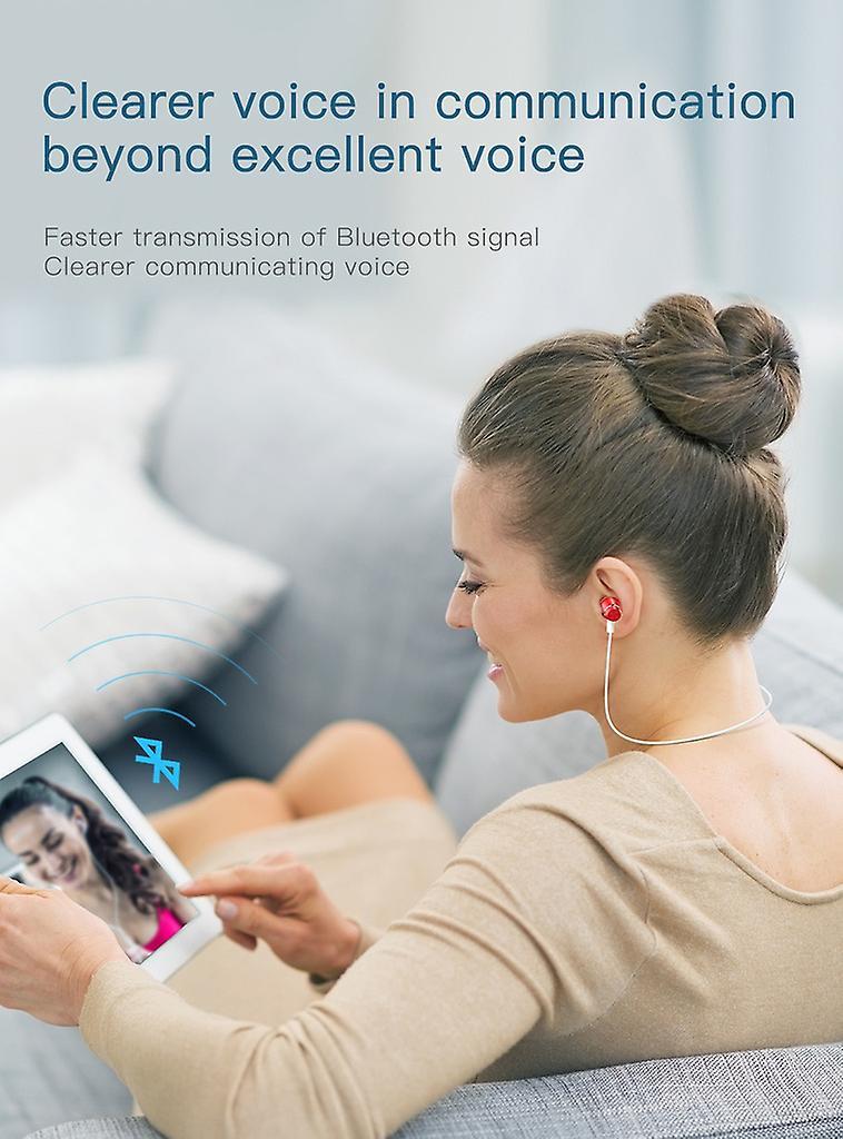 Baseus Encok S09 magnetiska Bluetooth 4,1 hörlurar