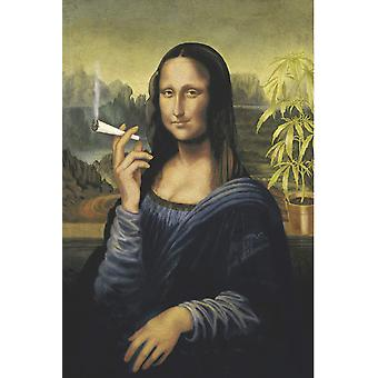 Affiche - Studio B - 24X36 Mona Lisa - Joint Wall Art CJ3305
